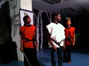 Macbeth residency