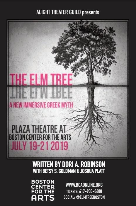 THE ELM TREE